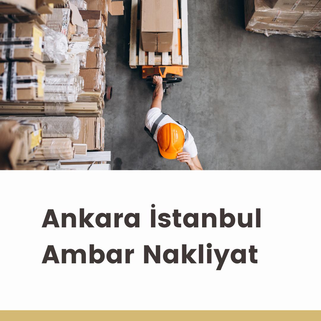 Ankara Yenibosna Ambar Firmaları